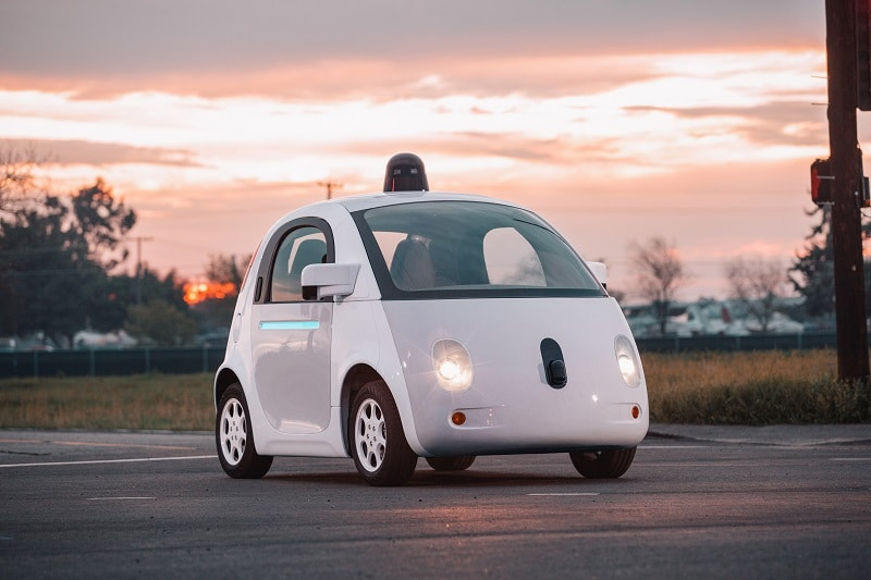google self-driving car 2