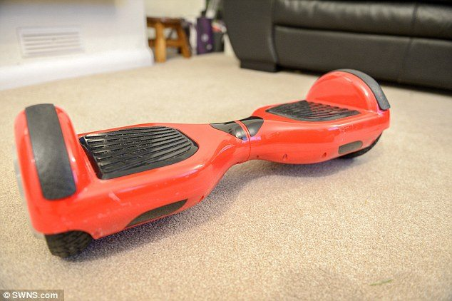 Segway Patent Looks To Ban Hoverboards