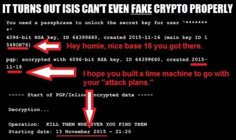 isis-cryptography