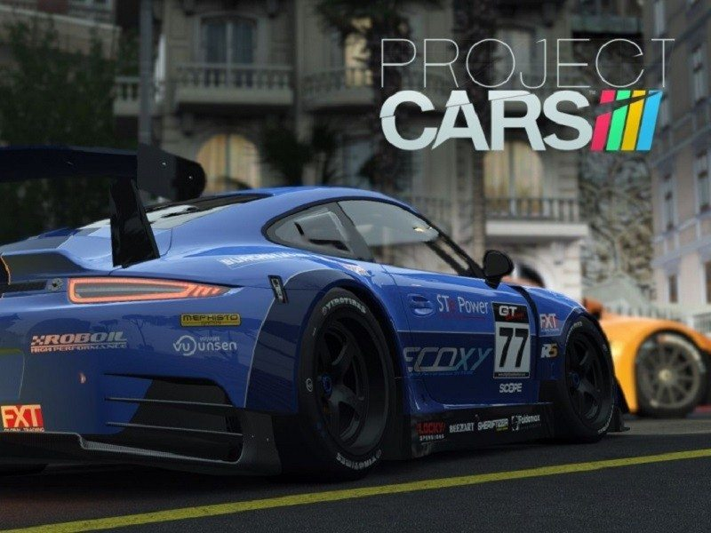 project cars oculus vr update