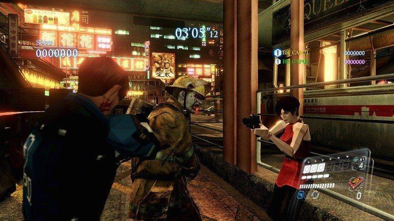Resident Evil Remasters