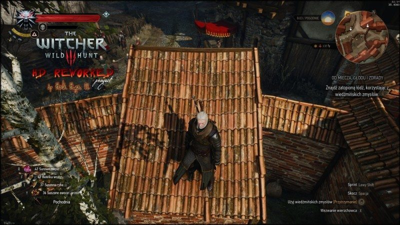 Witcher 3 HD Project