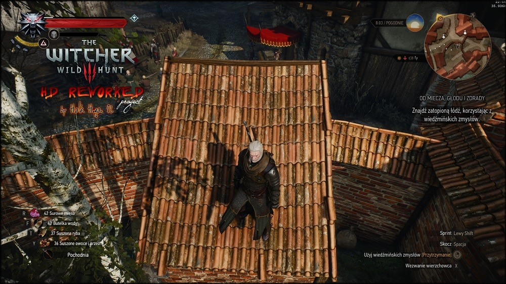 The Witcher 3: Wild Hunt HD Reworked Project Updated | eTeknix