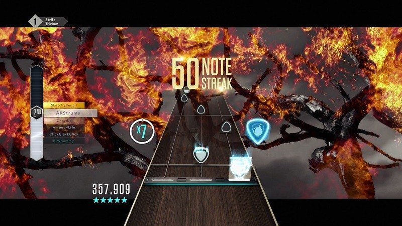 Activision Reduces Workforce Due to Poor Guitar Hero And