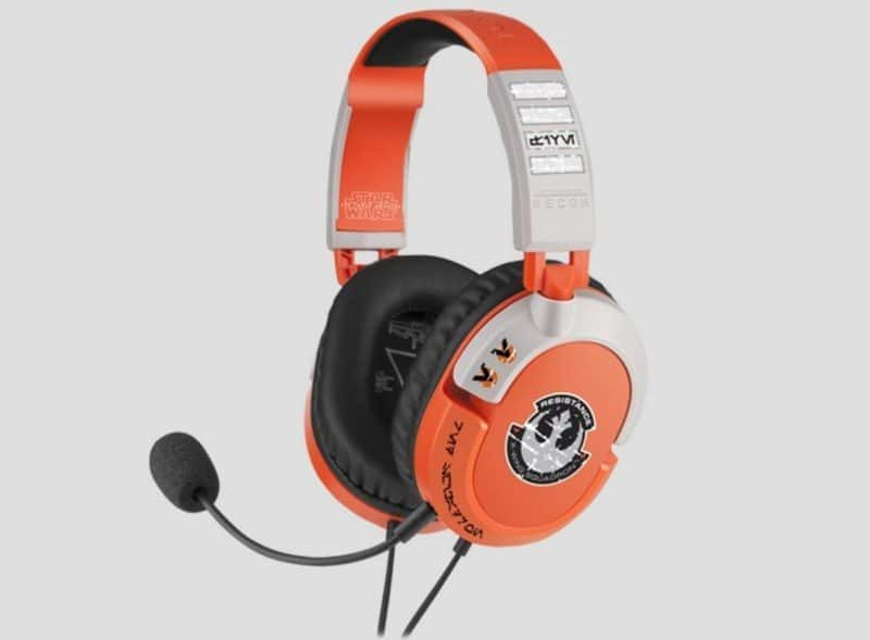 Turtle Beach Star Wars X-Wing Pilot Gaming Headset