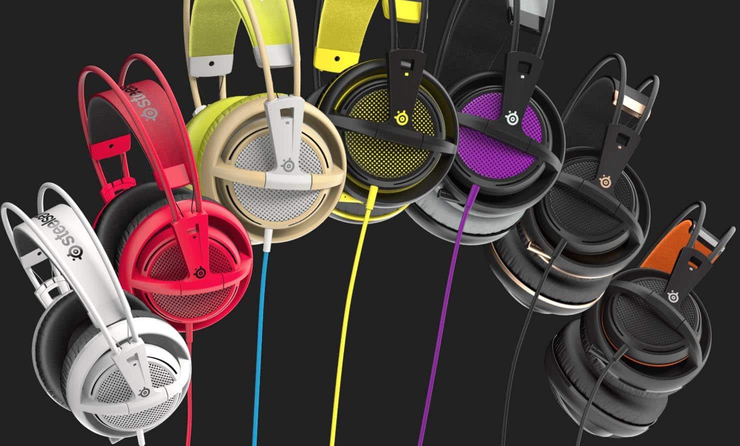 Steelseries Siberia 200 Gaming Headset Review | eTeknix