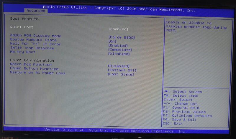 SuperMicro_X11SAE-Photo-BIOS 3