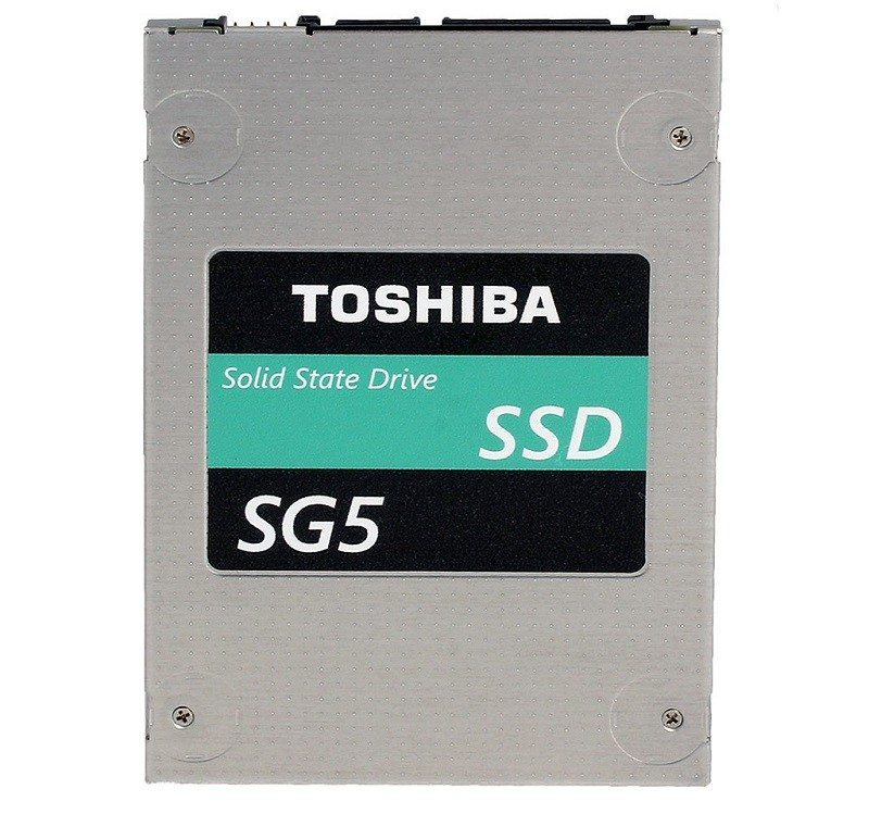 Toshiba Unveils SSDs with 15nm TLC NAND Flash Memory (3)