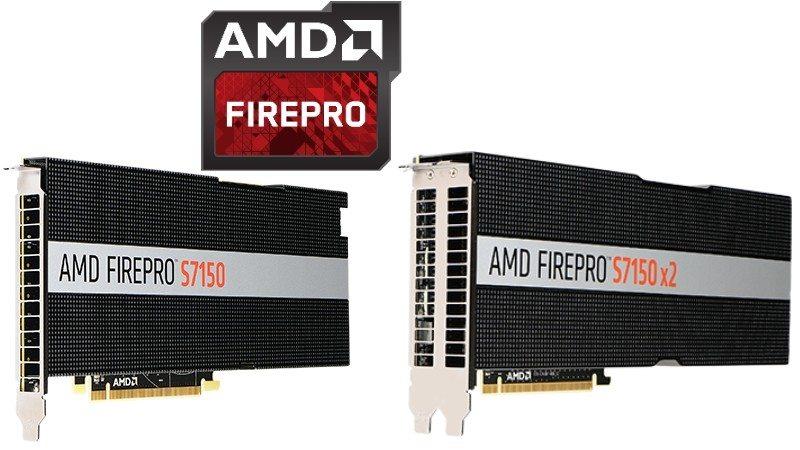 AMD FirePro S7150 virtualized gpu