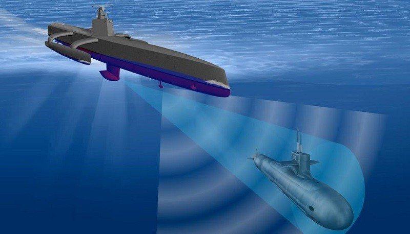 darpa unmanned submarine drone