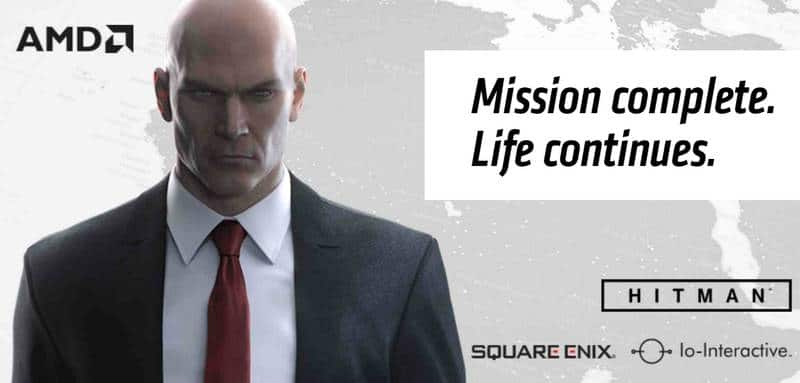 Hitman Posts 5-10% Gains With Asynchronous Compute