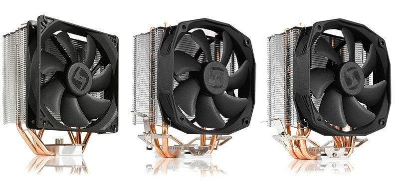 silentiumPC cooler
