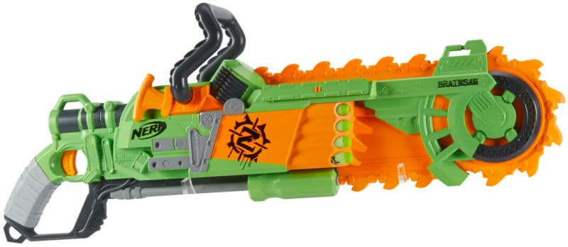 NERF chainsaw