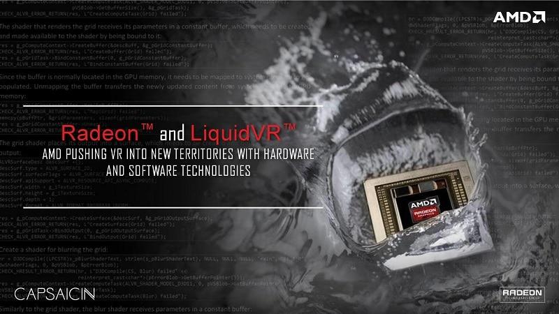 AMD LiquidVR 1