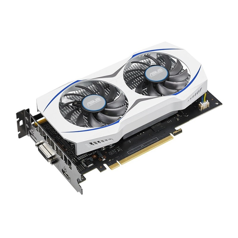 ASUS 75W GeForce Nvidia GTX 950 2