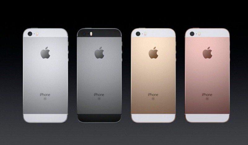 Apple Announces the New iPhone SE (2)