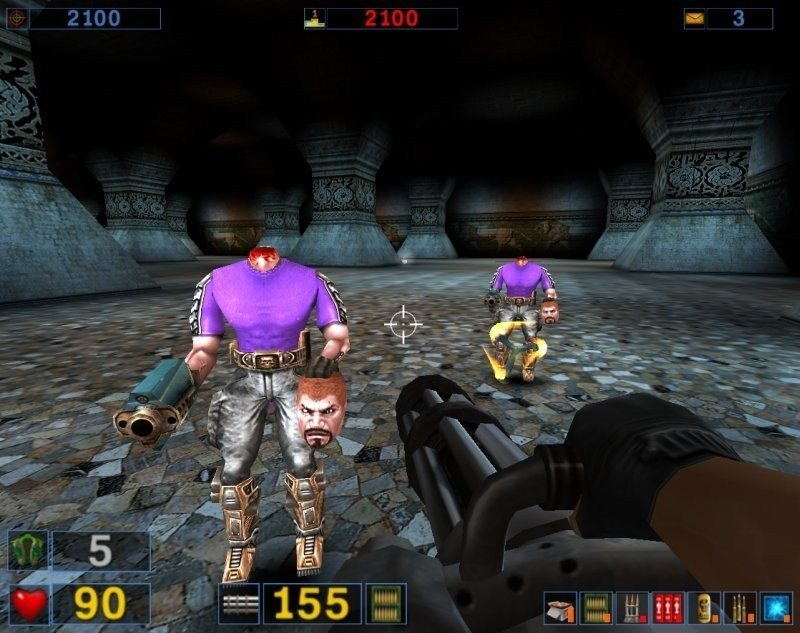 Croteam Releases the Source Cod for Serious Sam Engine (2)