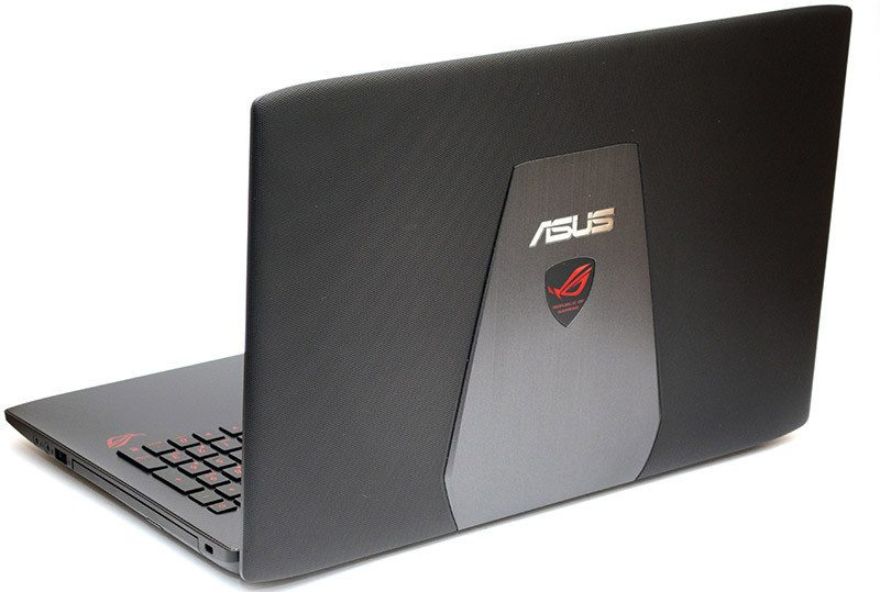 "ASUS Republic of Gamers GL552V 15.6"" Gaming Notebook Review"