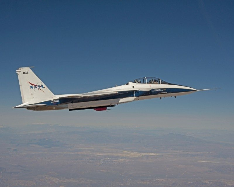 NASA Develop Sonic Boom Monitoring Probe