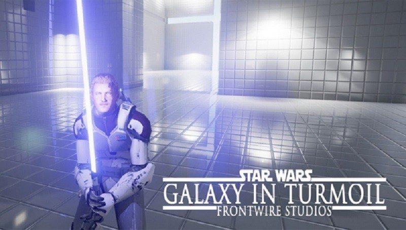 Galaxy in Turmoil Is a Fan Made Remake of Battlefront 3 (2)