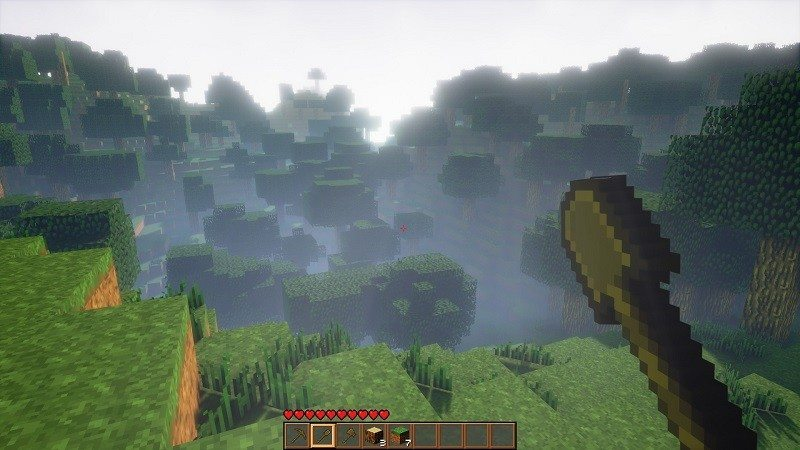 Here's How Minecraft Would Look Like in Unreal Engine 4 (1)