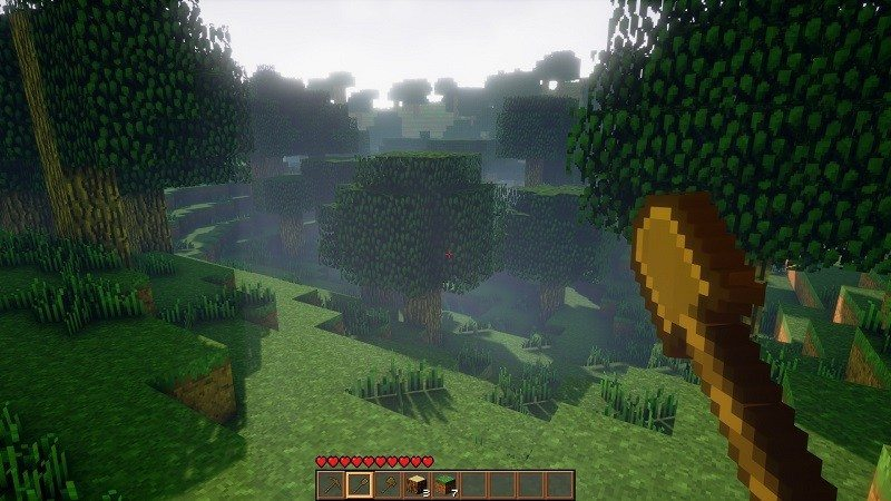 Here's How Minecraft Would Look Like in Unreal Engine 4 (4)