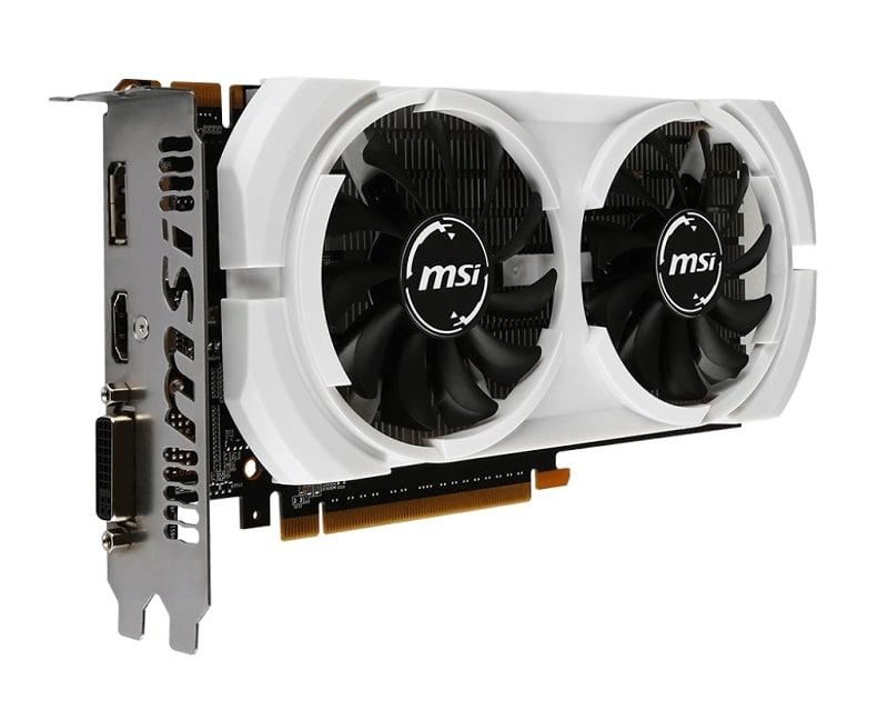 MSI GTX 950 OCV3 75W Nvidia GPU