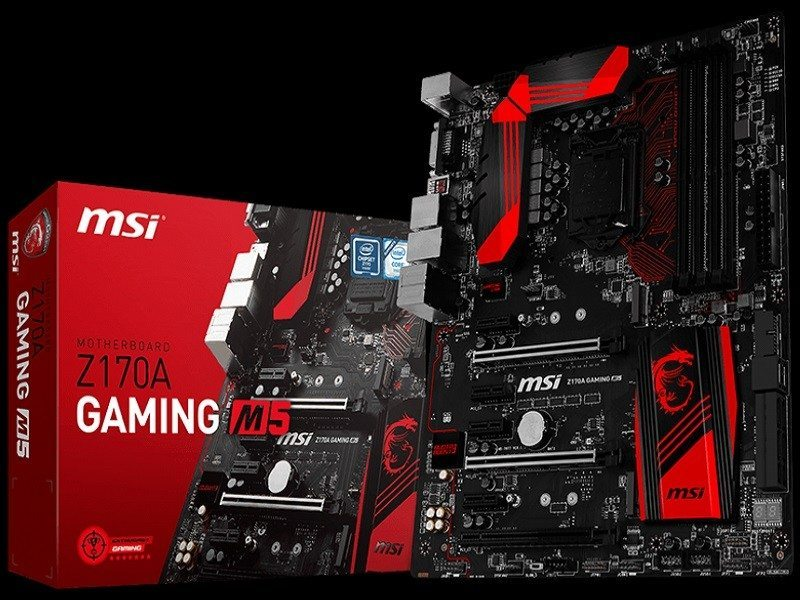 MSI Z170A GAMING M5 800x600 msi z170a gaming m5 (lga1151) motherboard review eteknix  at bakdesigns.co