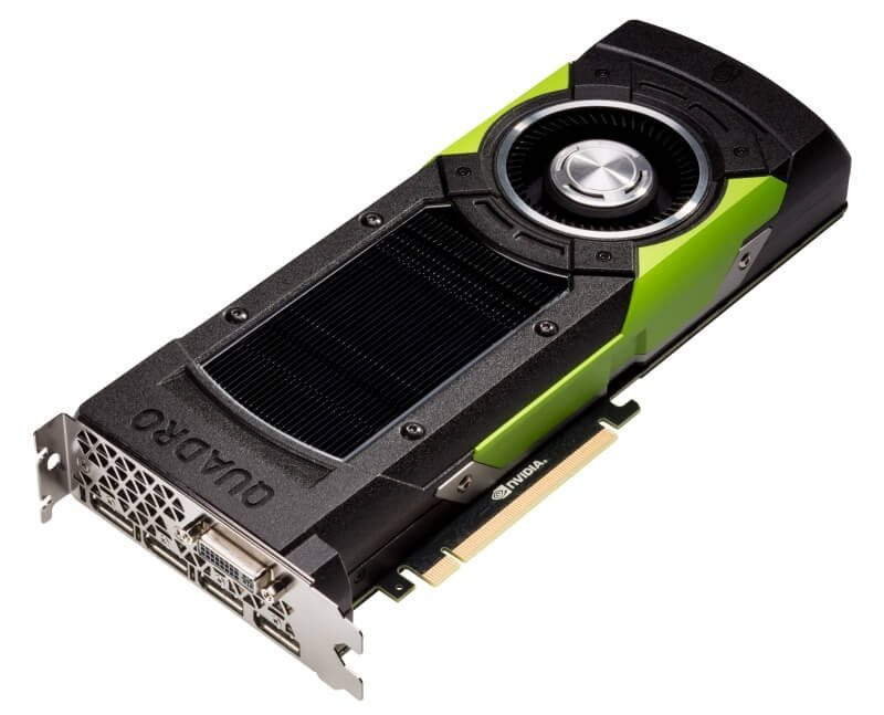 Nvidia Unveils a Quadro M6000 with an Insane Amount of VRAM