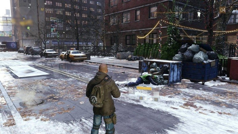 The Division Looks Incredible in 4K with SweetFX