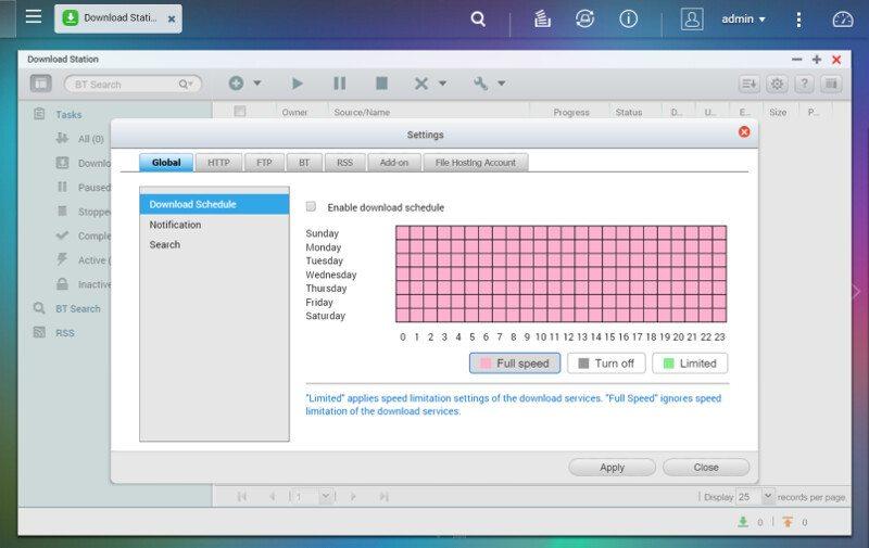 QNAP-TAS268-SS-download station 2