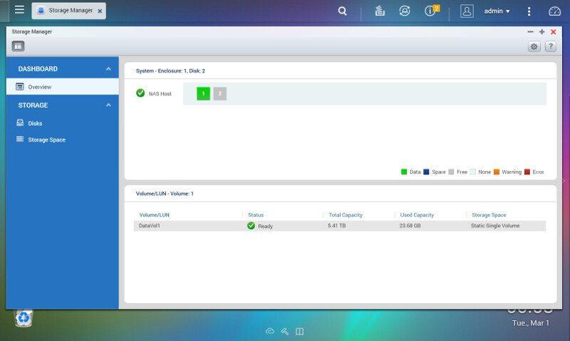 QNAP_TAS268-SS-Storage 1