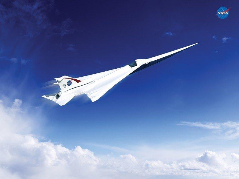 QueSST X-Plane