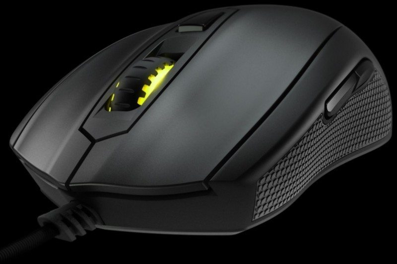 Mionix Caster Optical Gaming Mouse Review