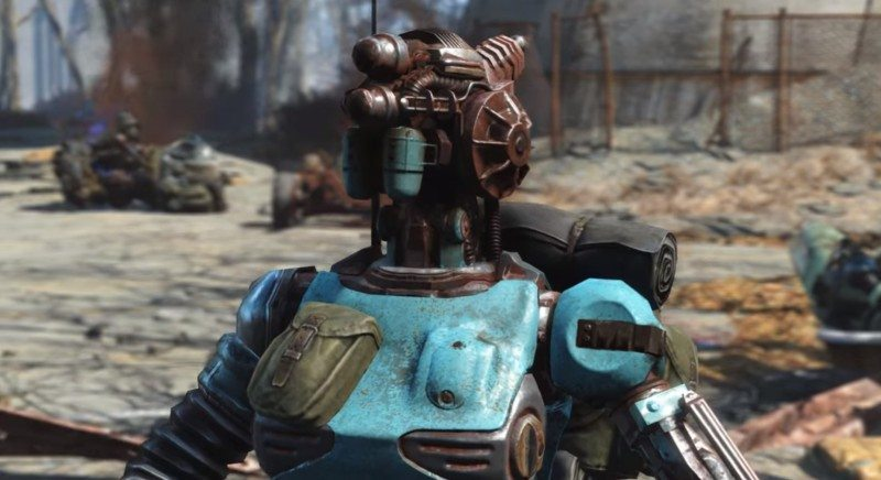 Trailer Released for Fallout 4 - Automatron