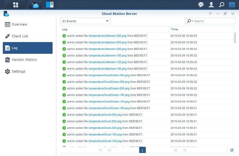 Synology DSM6-SS-CloudStation 6