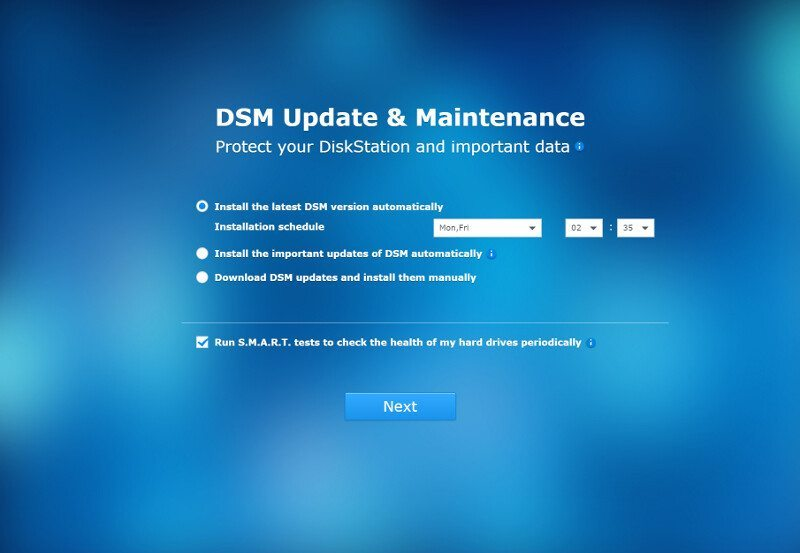 Synology DiskStation Manager (DSM) 6 0 Review | Page 3 of 11 | eTeknix