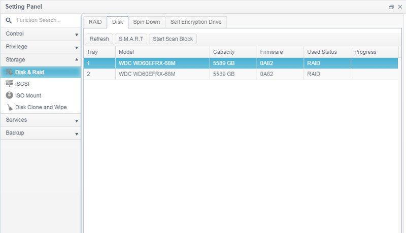 Thecus_N2810-SS-Storage 3