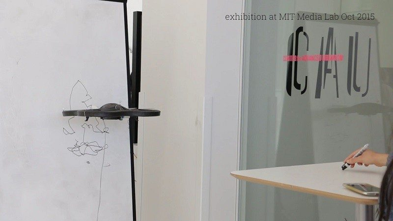 This MIT Drone Can Mimic What You Draw