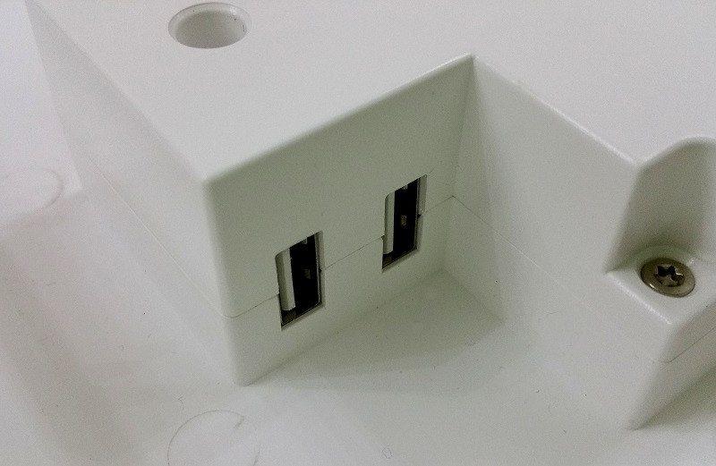 Zentree USB right