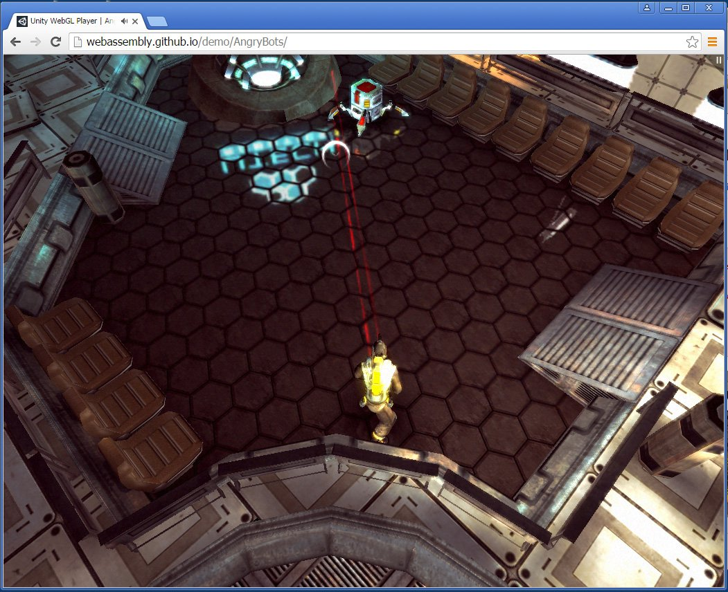 Gaming in Your Browser is About to Get Interesting With