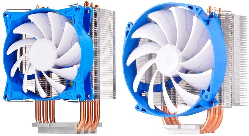 Silverstone AR07 & AR08 CPU Cooler Review