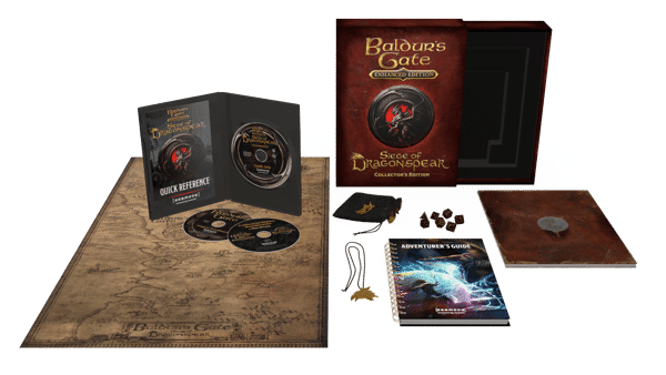 Baldurs Gate Collectors Edition
