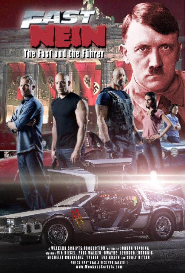 fast nein poster