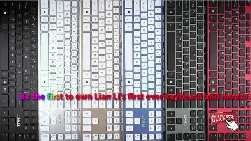 lian li keyboards