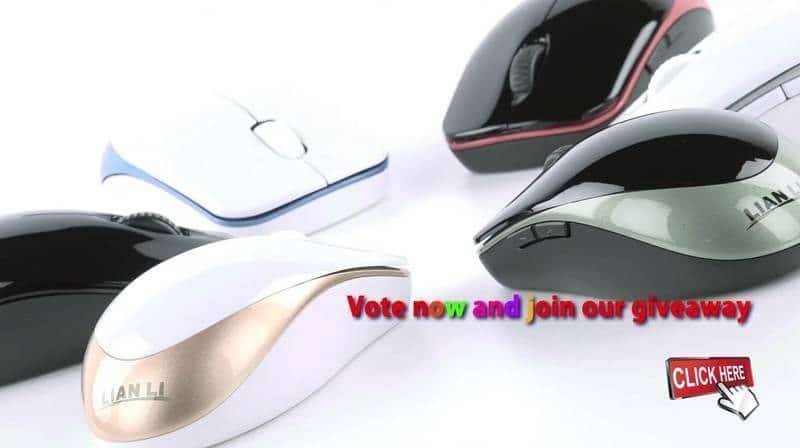 lian li mouse