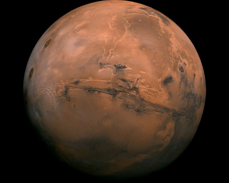 NASA To Offer Virtual Mars Walks Using Hololens