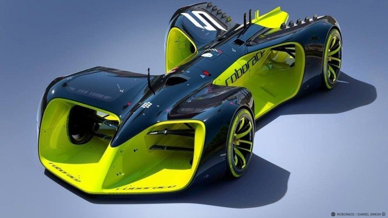 Take A Look At The First Driverless Racecar