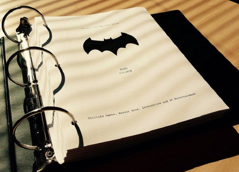 Telltale's Batman Game Will Be Launched in Summer