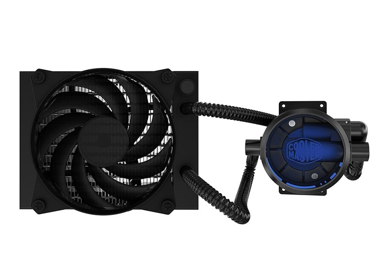 Cooler Master MasterLiquid Pro Coolers Features Dual Chambers